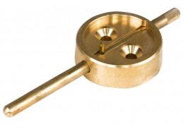 Опечатывающее устройство Шток задвижной (латунь)