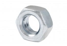 Гайка М4 шестигранная оцинкованная ГОСТ 5915-70 (DIN 934) Forceberg Home&DIY, 50 шт