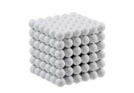 Forceberg Cube - куб из магнитных шариков 6 мм, белый, 216 элементов