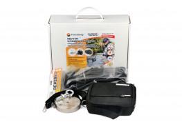 Мечта кладоискателя: поисковый магнит Forceberg F300 + веревка + сумка с экранированием