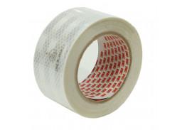 Лента светоотражающая 3M 983-10, алмазного типа, белая, 53,5 мм х 10 м