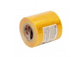Лента светоотражающая 3M 983-71, алмазного типа, желтая, 53,5 мм х 2,5 м