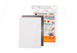 Магнитная бумага А4 глянцевая Forceberg 3 листа